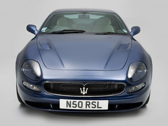 Clic Car Reviews Maserati 3200 Gt | CCFS UK