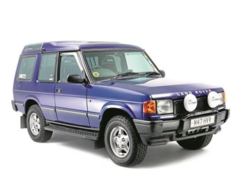 Land Rover Discovery Review CCFS UK - Alpina discovery review