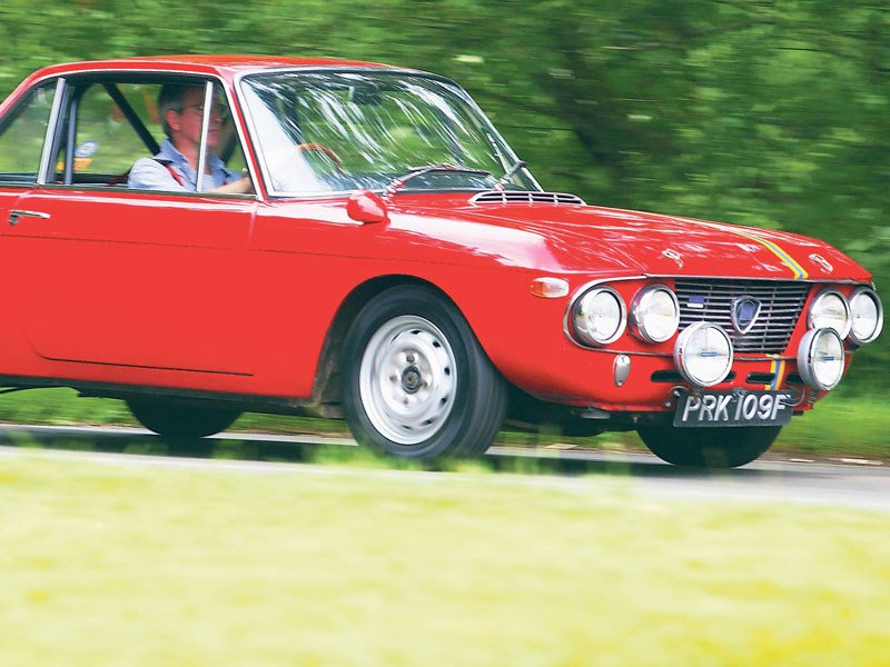 lancia fulvia coupÉ review | ccfs uk