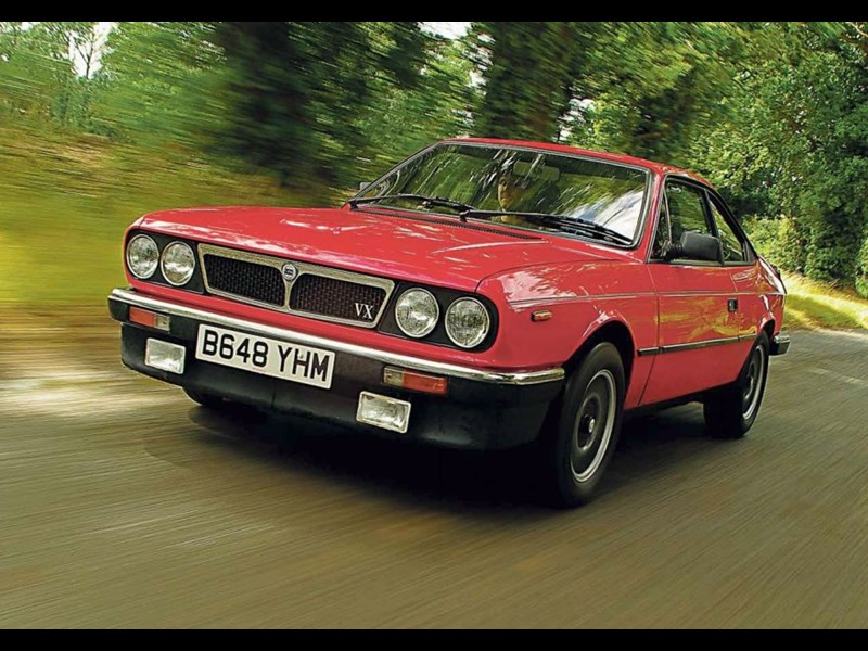 classic car reviews - lancia beta — classic cars for sale