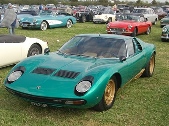 lamborghini miura review — classic cars for sale