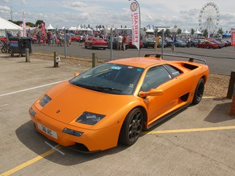 Lamborghini Diablo Review Ccfs Uk