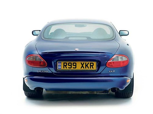 Jaguar Xk8 &Amp