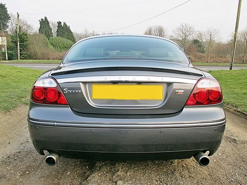 Jaguar S Type R Review Ccfs Uk