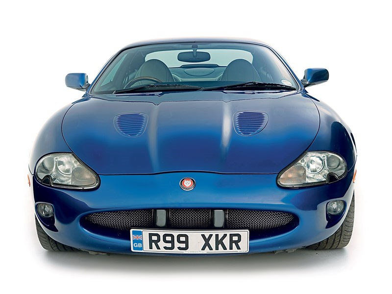 Awesome Classic Jaguar XK8 Review