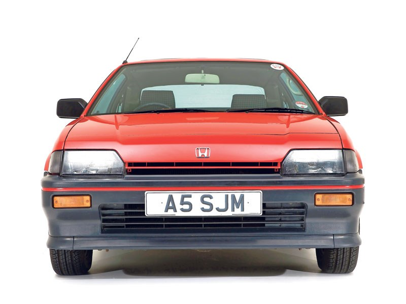 Honda Crx Review