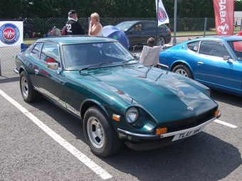 DATSUN 240Z REVIEW — Classic Cars For Sale