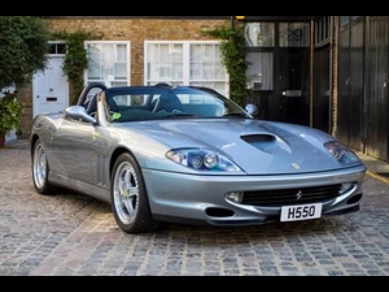Ferrari 550 Barchetta Review Classic Cars For Sale