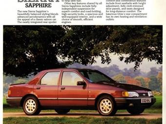 Ford Sierra Sapphire Review