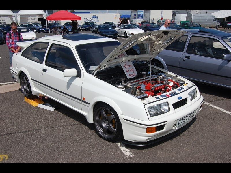 Ford Sierra Cosworth Review | CCFS UK