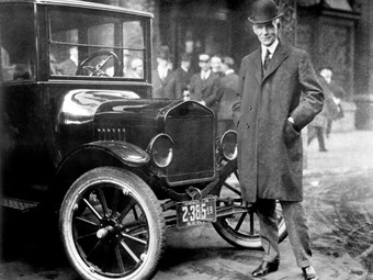 Classic Ford Model T Review