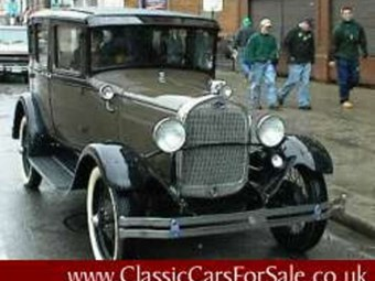 Ford Model A Review