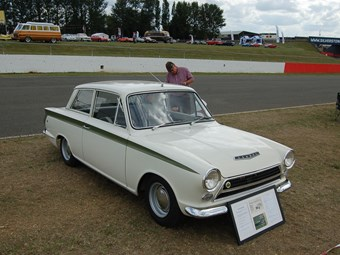 Classic Ford Lotus Cortina Review