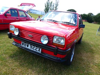 Classic Ford Fiesta Review