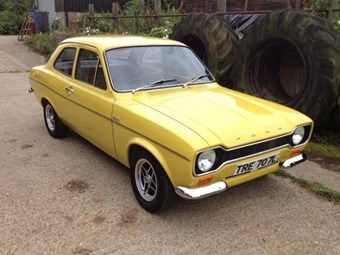 Ford Escort RS1600 Review