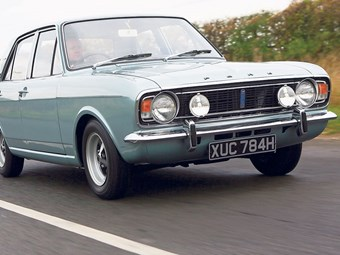 MkII Cortinas were made for four years, but still clocked up more than a million sales