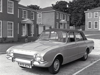 Classic Ford Corsair Review