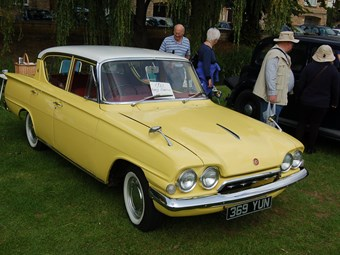 Classic Ford Consul Review