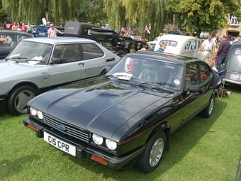 Classic Ford Capri Review