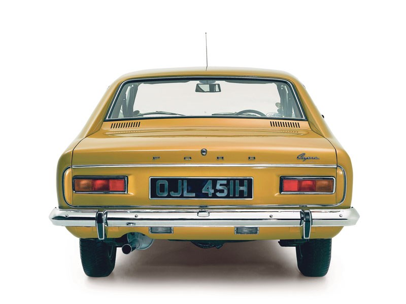 Ford Capri Mk1 Review Ccfs Uk