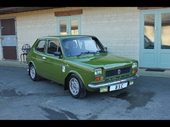 Fiat 127 Review