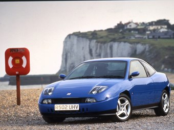 Classic Fiat Coupe Review