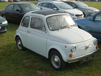 Fiat 500 Classic Car Review
