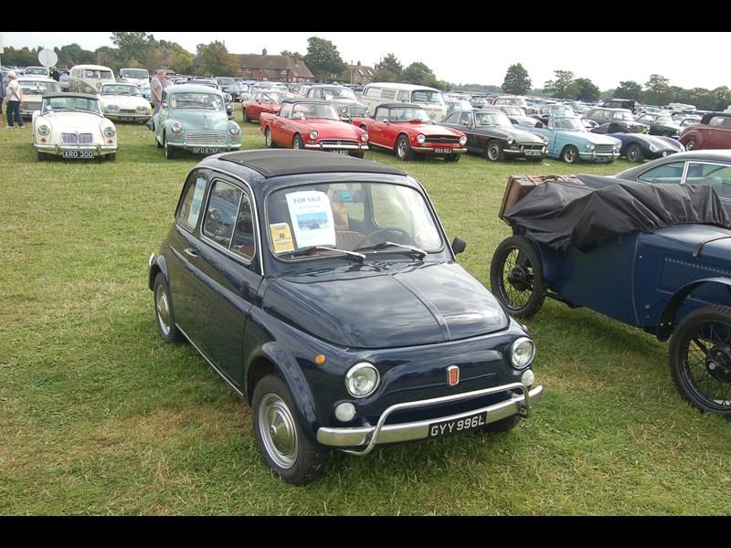 Fiat 500 Review Ccfs Uk
