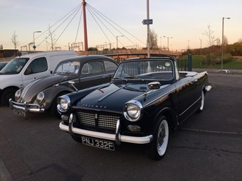 Classic Car Prices To Fall CCFS UK - Classic car prices