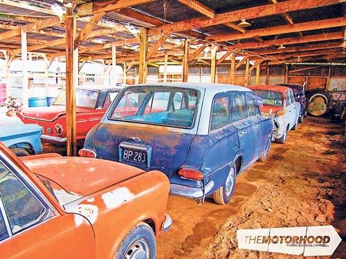 Car Kiwi Barn Find Ccfs Uk