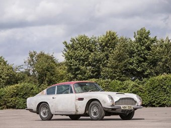Project Of The Week Aston Martin Db6 Classic Cars For Sale