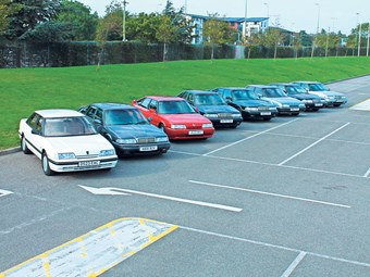 Rover 800 Club Formed  CCFS UK