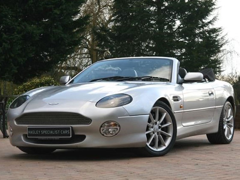 British Beef For Sunday Lunch The Aston Martin Db7 Ccfs Uk