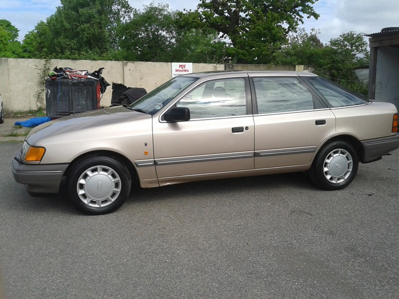 Affordable Classic Of The Week Ford Granada Mark 3 Ccfs Uk
