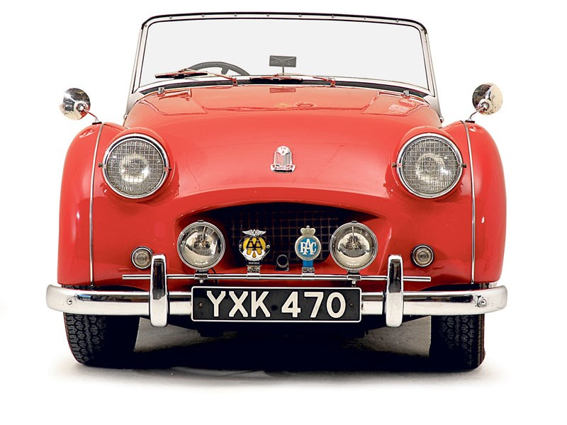 China Gets Serious About Classic Cars | CCFS UK