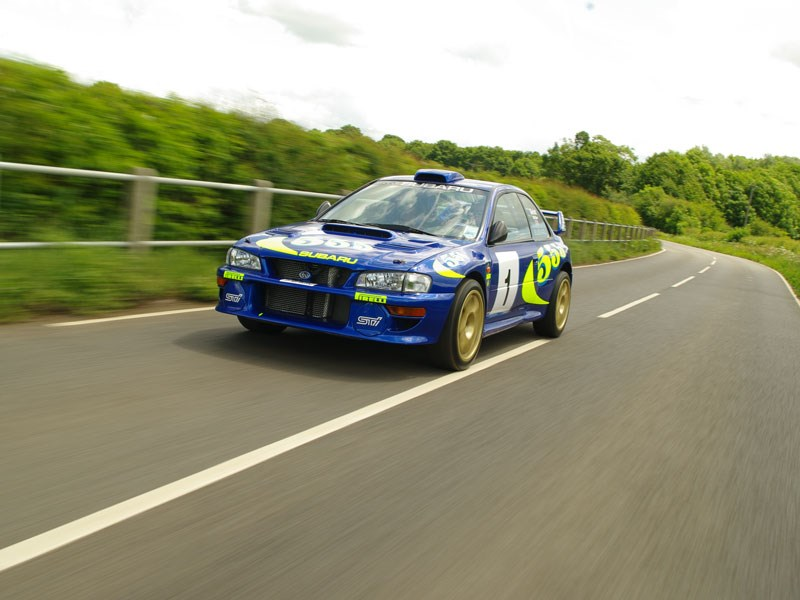 You Won\'t Believe How Much This Colin Mcrae Rally Impreza Is Worth ...