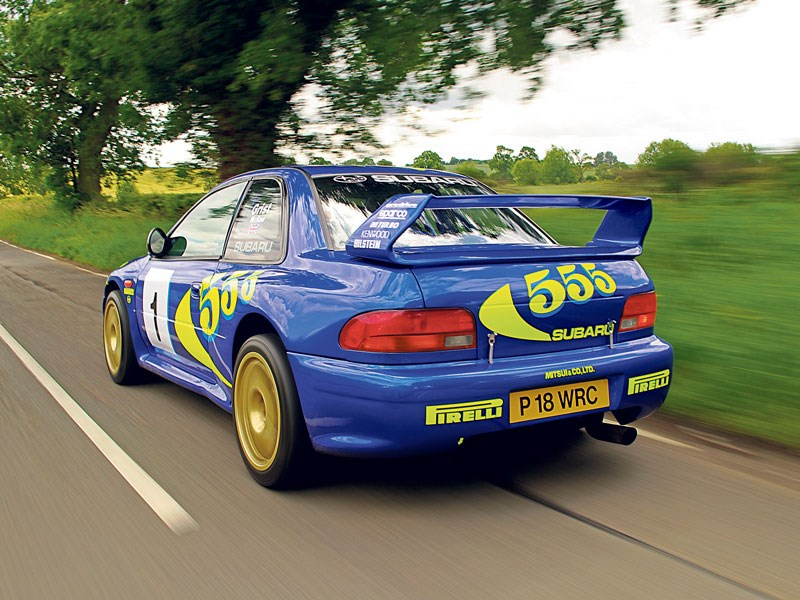 you won t believe how much this colin mcrae rally impreza is worth ccfs uk. Black Bedroom Furniture Sets. Home Design Ideas
