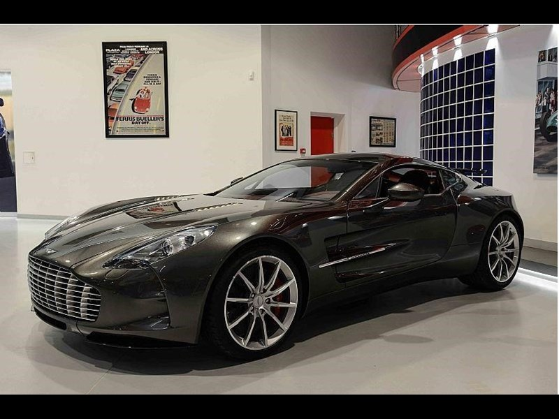 Aston Martin One-77 For Sale >> Rare Aston Martin One 77 Up For Sale Ccfs Uk