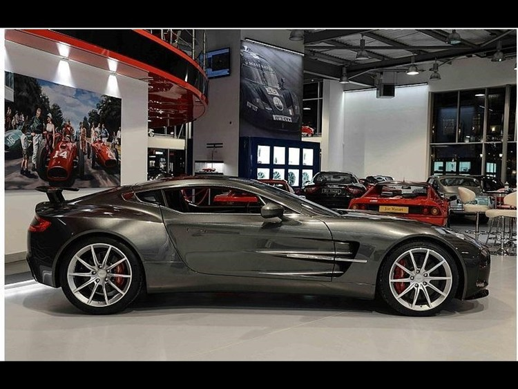 Rare Aston Martin One Up For Sale CCFS UK - Aston martin 1 77 price
