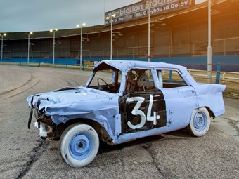 Police to check for stolen classics at banger races