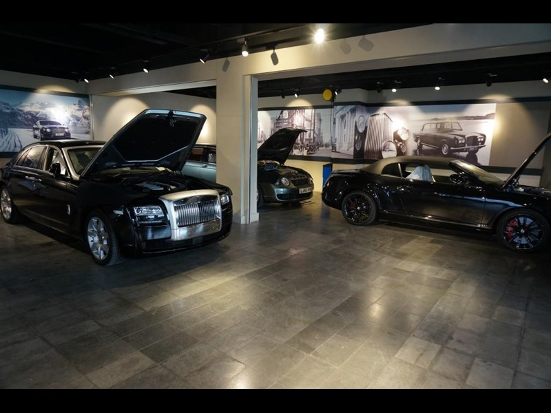 Classic Car Specialist Opens New Premises In Hong Kong Ccfs Uk