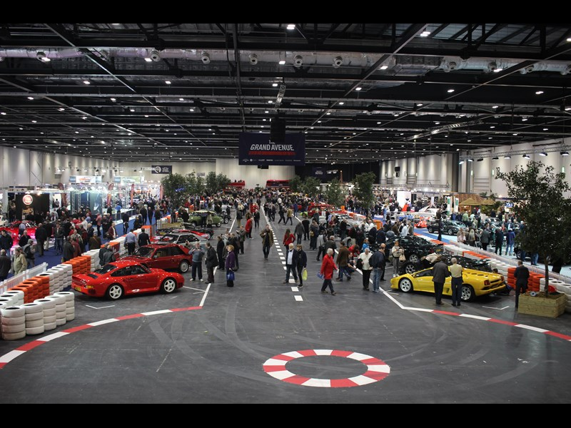 london classic car show 4.JPG