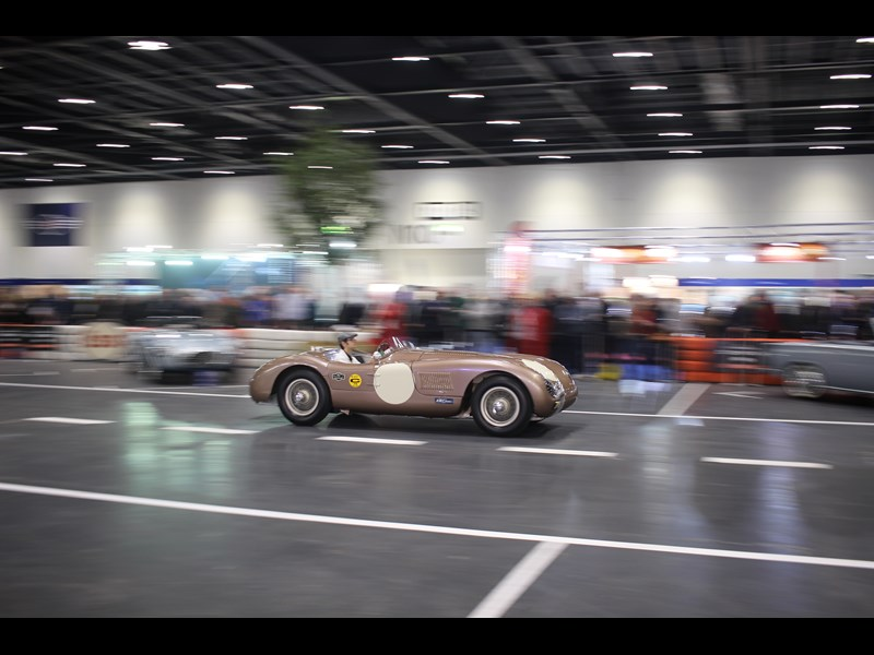 london classic car show 1.JPG