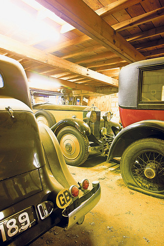 The 10 Best Classic Car Barn Finds Of All Time | CCFS UK