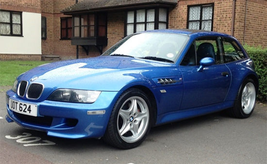 Buy This Not That Bmw Z3 M Coupe Vs Bmw M135 I Sports