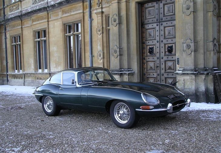 Ex Prince Michael Of Kent Jaguar E Type For Sale Ccfs Uk