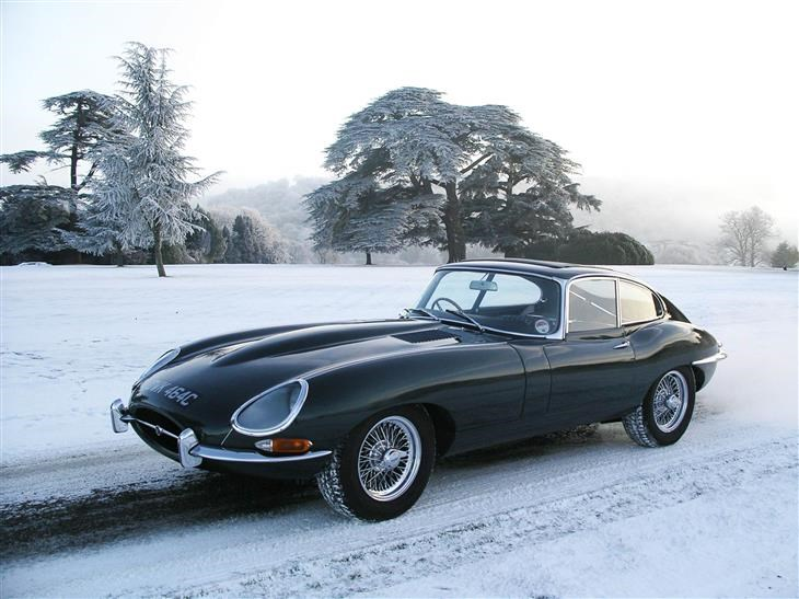 The 4.2 Litre FHC Was Bought By Prince Michael Of Kent After His Older  Brother, The Duke Of Kent, Bought One Of The First E Types   Chassis Number  007.