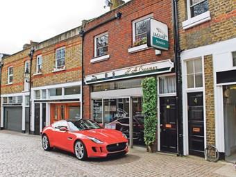 First ever Jaguar dealership to close