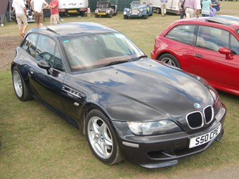 Here's why the BMW Z3 M Coupe is a rare coup - for now