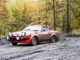 Ponds Triumph Tr7 Rally Car Returns After 30 Years In Storage Date